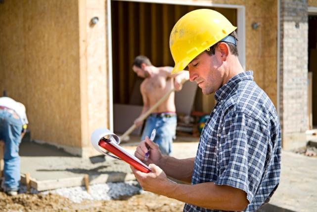 Бланк заполнения гарантии качества строительных работ